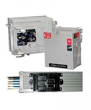 General Electric Spectra Series SL Type Bus Plugs